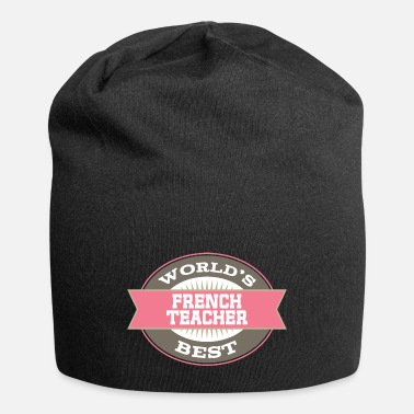 Teachers Appreciation Week French Teacher Appreciation Gift - Beanie