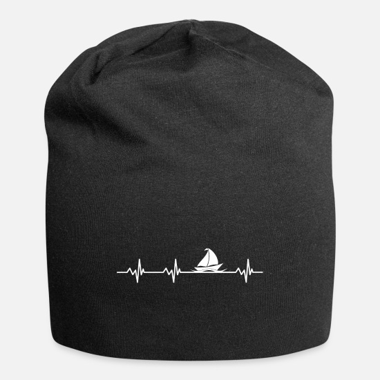 Love Caps - Heart Beat Sailing - Beanie black