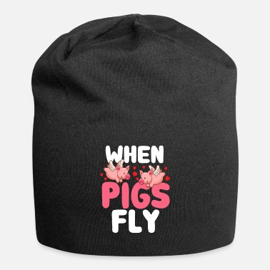 Hog When Pigs Fly - Beanie