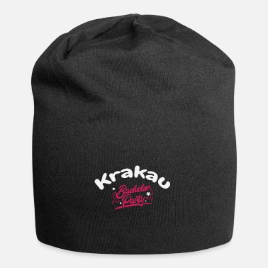 Game Over Bachelor Party Shirt Krakau Pre Wedding - Beanie