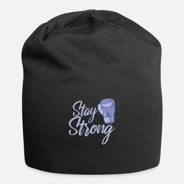 World Champion Boxing Stay Strong - Beanie