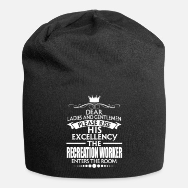 Recreate RECREATION WORKER - EXCELLENCY - Beanie