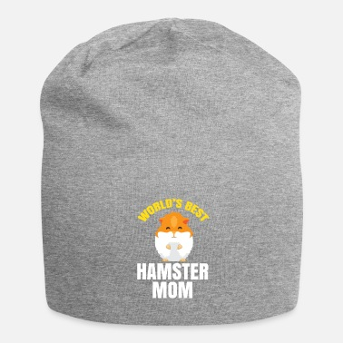 Funny World's Best Hamster Mom - Beanie