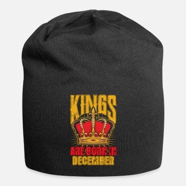 December Kings Are Born In December - Beanie