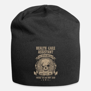 Health Care Health care assistant - Avoiding injury - Beanie