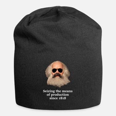 Marx Seizing the means of production Karl Marx - Beanie