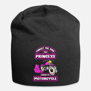 Two Forget the carriage Princess Motorcycle Girl - Beanie