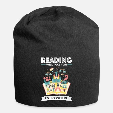 Reading Fairy Reading Will Take You Everywhere Fairy - Beanie