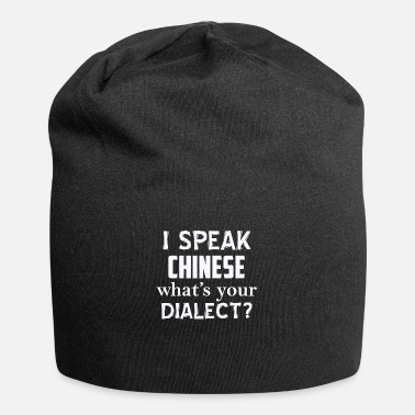 Dialect CHINESE dialect - Beanie
