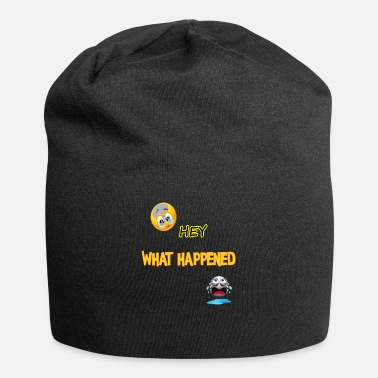 What What Happened Design - Beanie