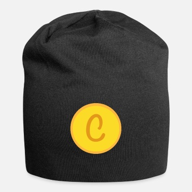Golden Coin Coin design - Beanie