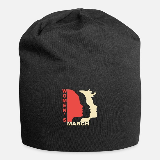 Love Caps - Women's March - Beanie black