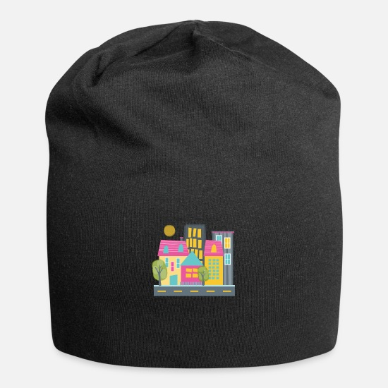 City Caps - Street - Beanie black