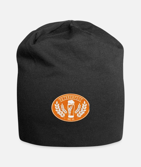 Alternative Caps & Hats - Oktoberfest coat of arms - Beanie black