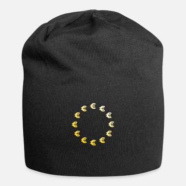 European Champion European flag Euro sign - Beanie