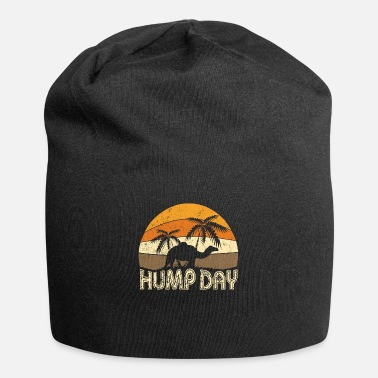 What Hump Day Shirt Guess What Day It Is Camel Day! - Beanie