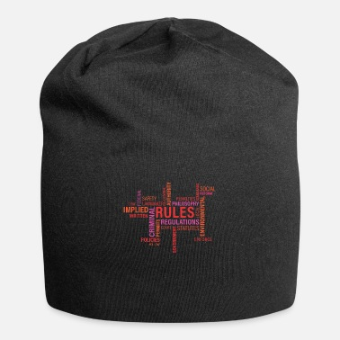 Rule Rules - Beanie