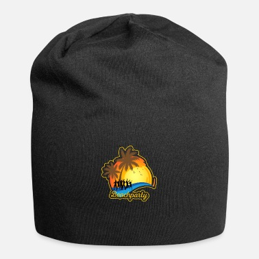 Beachparty Beachparty - best time and best vacations - Beanie