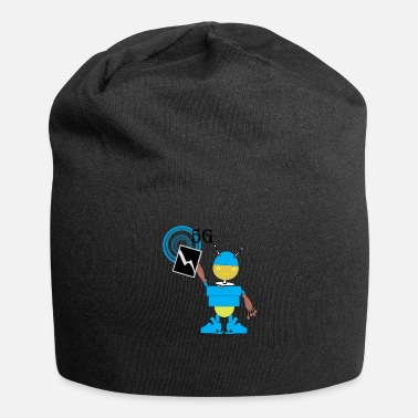 Robot internet connectivity robot - Beanie