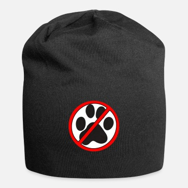 Support The Troops Anti-Furry Pride Logo - Beanie