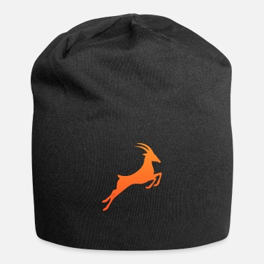 South Africa Symbol South Africa Springbok Tribal Tattoo Gift - Beanie