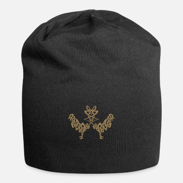 Mythology Celtic Symbols Pheasant Celtic Knot Gift Idea - Beanie