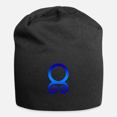 Norway Nordic Symbol Troll Cross Protection Gift Idea - Beanie