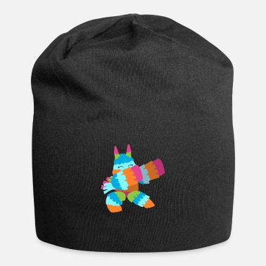 Brother Piñata Dabbing Piñata Mexico Funny Gift Idea - Beanie