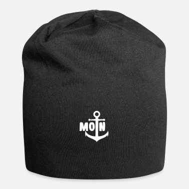 Dialect Moin Anchor Design - Beanie