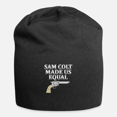 Sam Sam Colt made us equal - Beanie