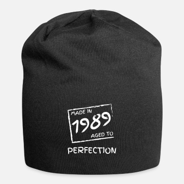 Production Year made in 1989 aged to perfection / year of birth - Beanie
