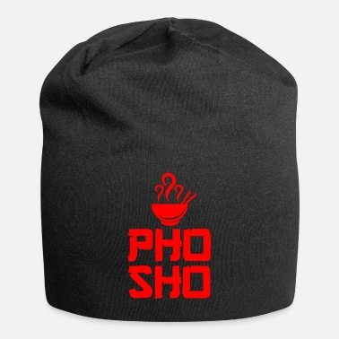 Asian Food Pho Sho Foodie Asian Food - Beanie