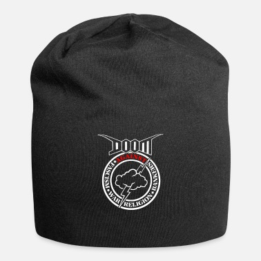 Against against patch - Beanie