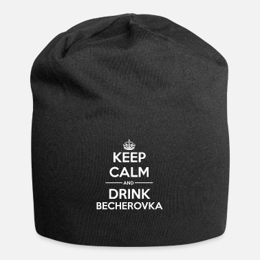 Drinking Contest Drinks KC Becherovka - Beanie