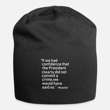 Illustration Impeach Trump 45 Mueller - Beanie