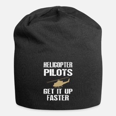 Light Helicopter pilot gifts - Beanie