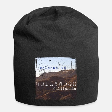 Beach Welcome to Hollywood Vintage - Beanie