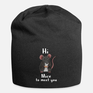 Mouse Maus / Ratte / rat mice - mice to meet you - Beanie