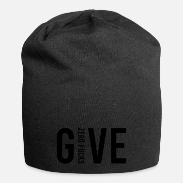 Ego Give Zero Fucks - Beanie