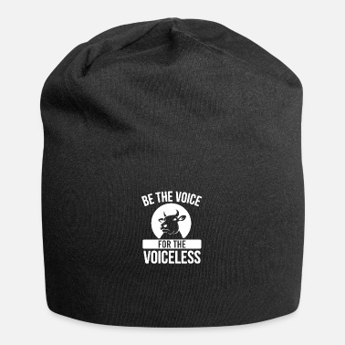 Voice Be The Voice For The Voiceless Cow - Beanie