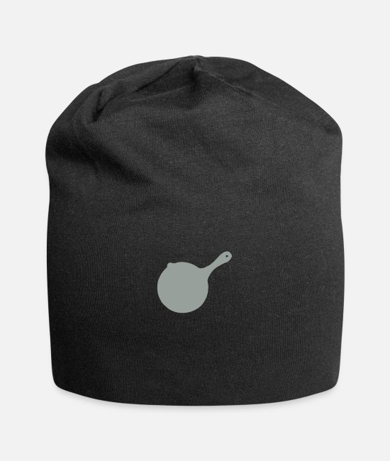 Heat Caps & Hats - Frying Pan 15 - Beanie black