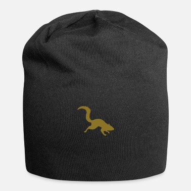 Busch squirrel vector - Beanie