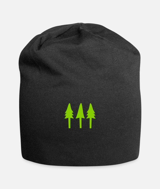 Stag Caps & Hats - Forest - Beanie black