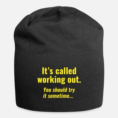 Work Out Working Out - Beanie