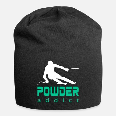 Powder Snow Powder Snow Winter Sports - Beanie