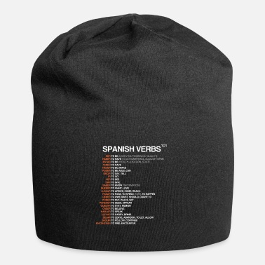 Spanish Spanish Verbs 101 - Spanish Language - Beanie
