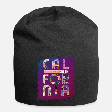 California California Colorful Paradise - Beanie