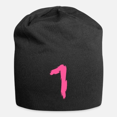 Number Number one favorite number lucky number - Beanie