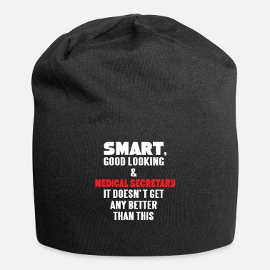 Medica Medical Secretary - Smart, good looking and Medica - Beanie