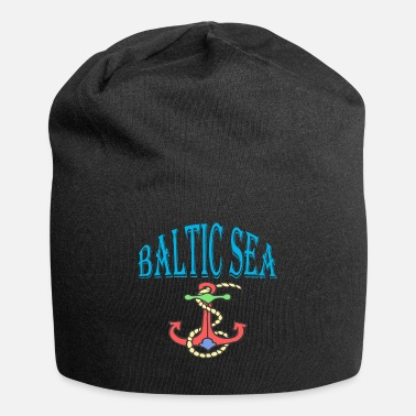 Baltic Sea Baltic Sea II Anchor Present(gift) Kids Women Men - Beanie